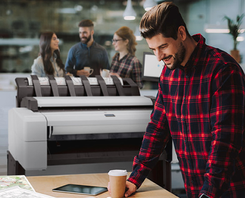 Printer Sales and Installation