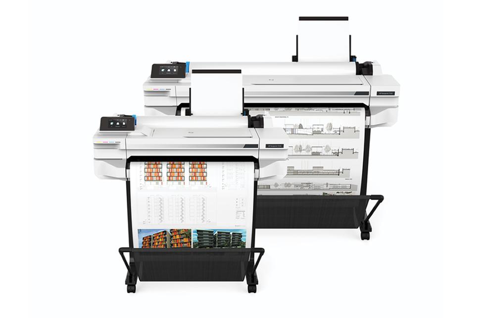 HP DesignJet T500