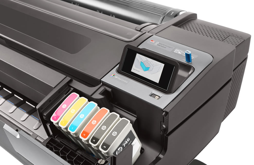 HP Designjet Graphic Inks